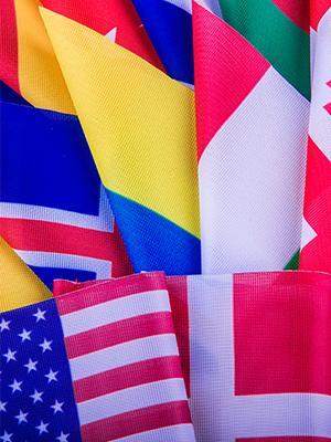 Прапори країн світу