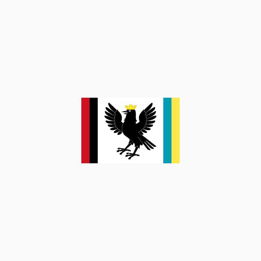 Флаг Ивано-Франковской области