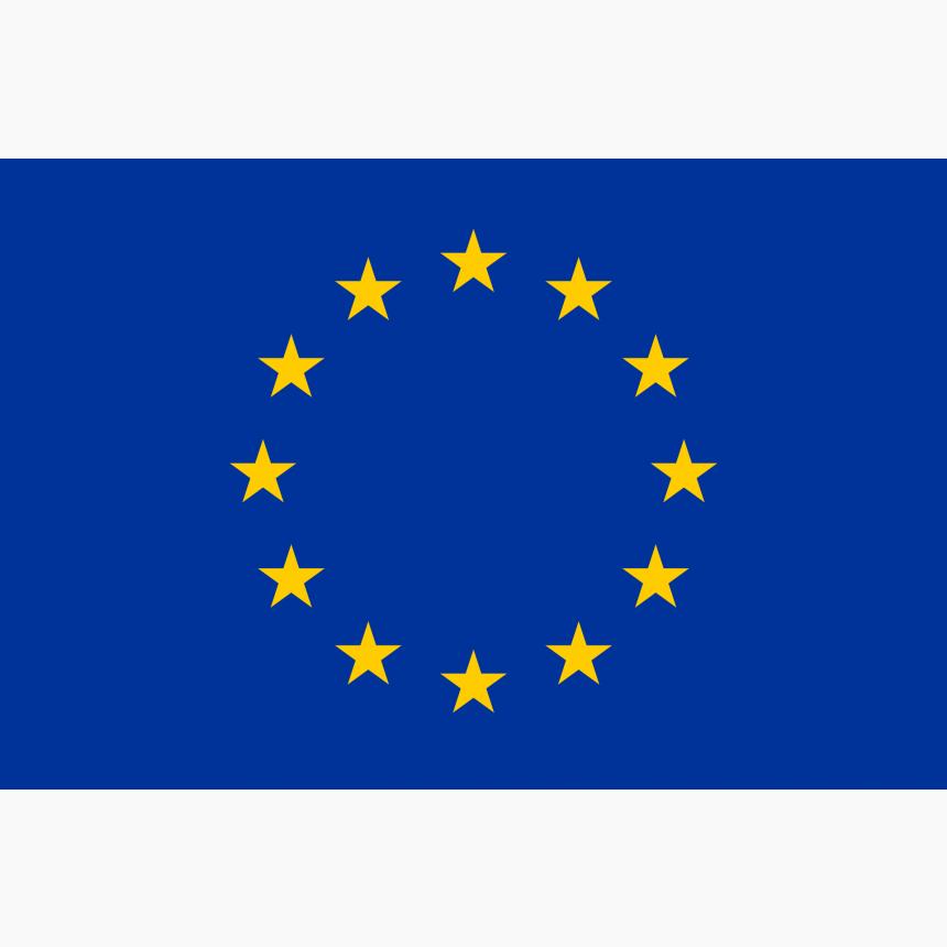 Флаг ЕС (Европы)