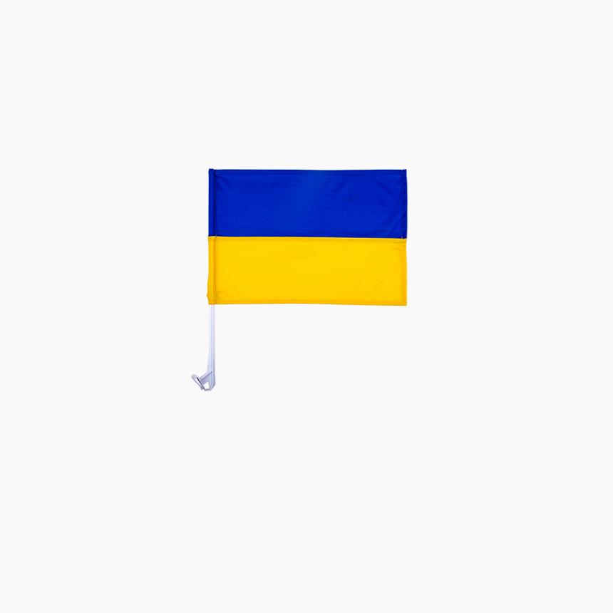 Автомобильный флажок Украины