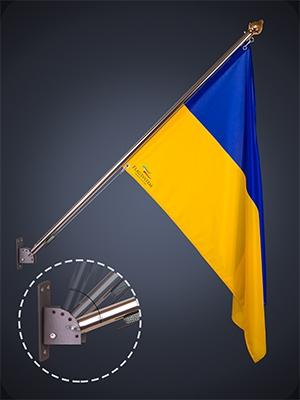Флагшток фасадный PRESTIJE UNIVERSAL