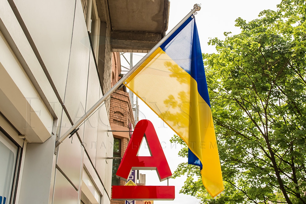 Флагшток фасадный PATRIOТ 1