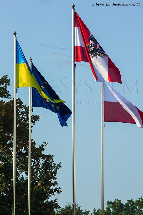 Горизонтальные флаги 1