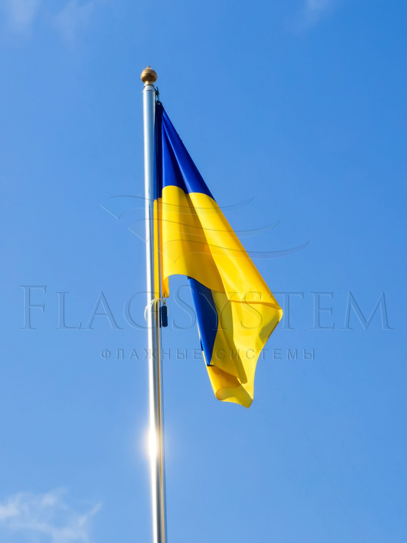 Флаг Украины 4