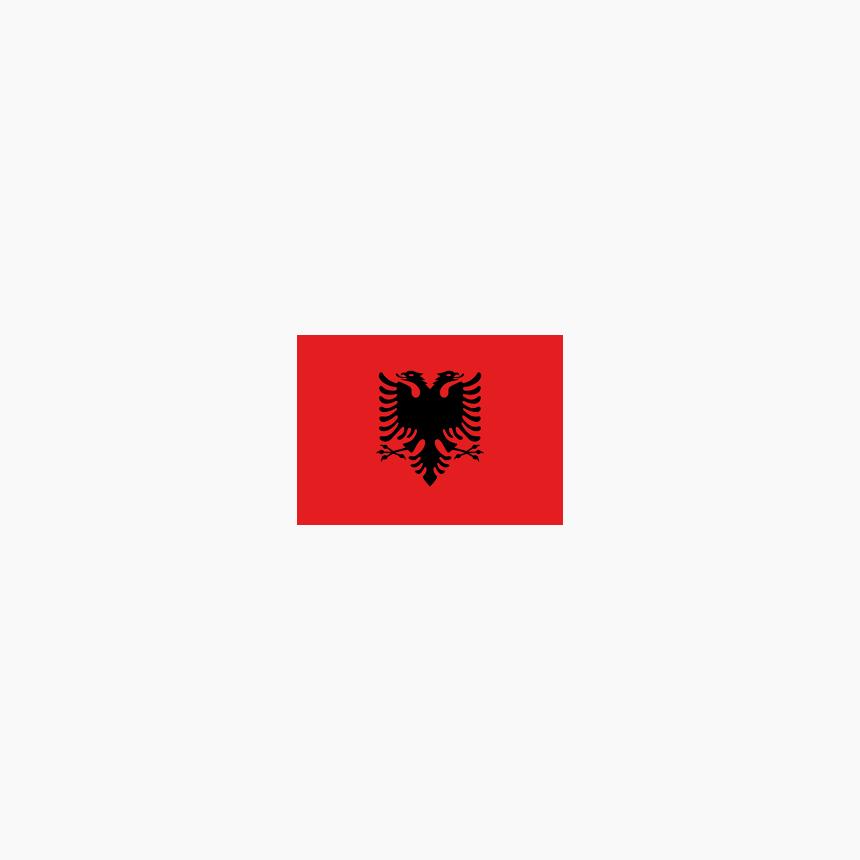 Прапор Албанії