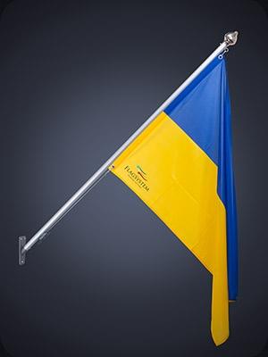 Фасадные флагштоки