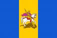 Флаг Киевской области