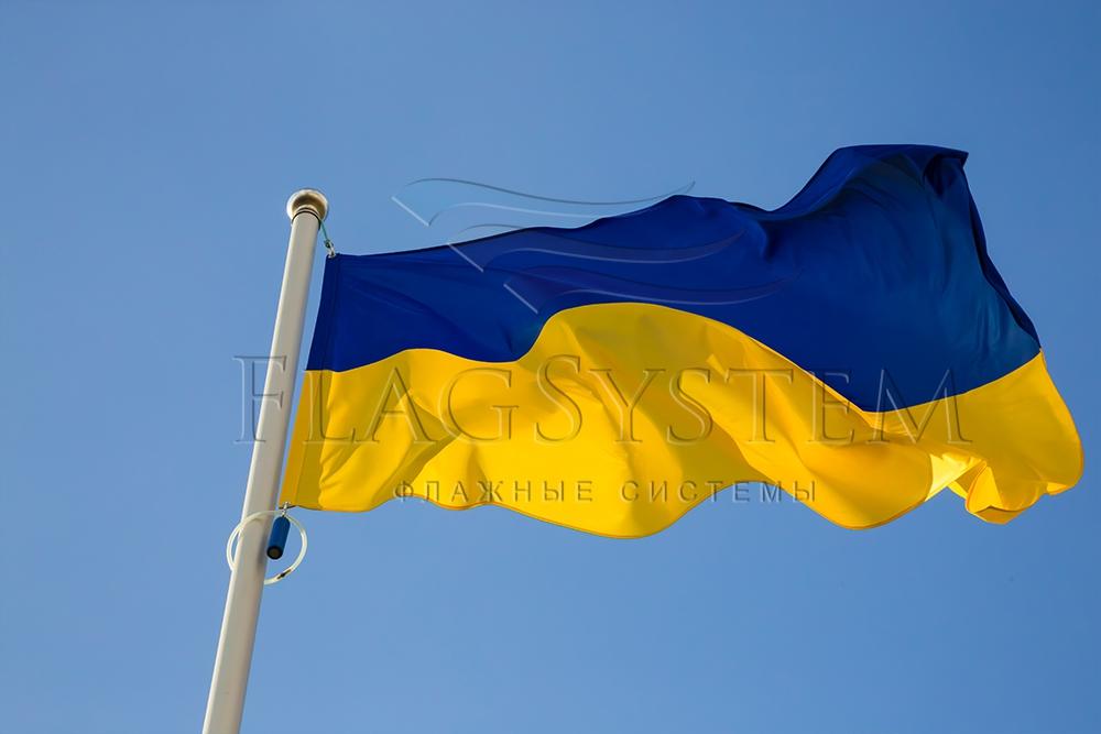 Флаг Украины 2
