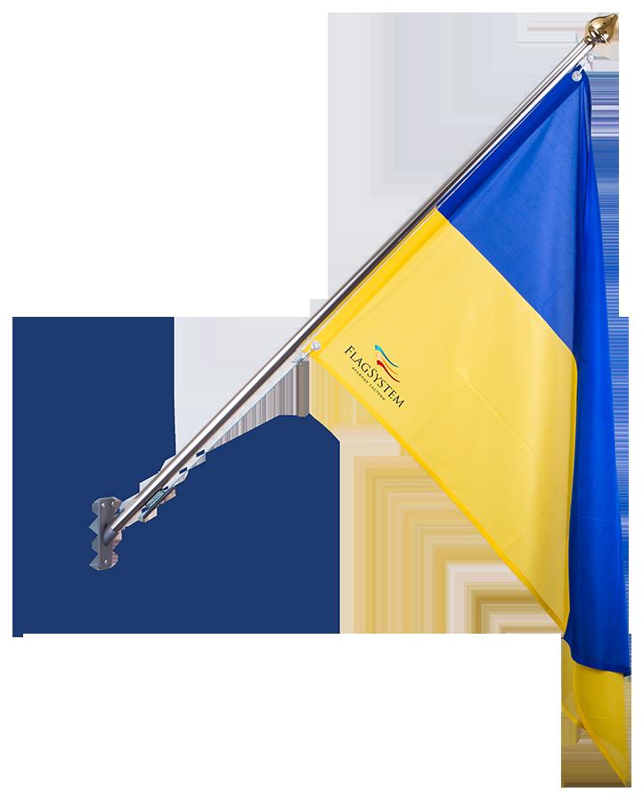 Флагшток фасадный PRESTIJE