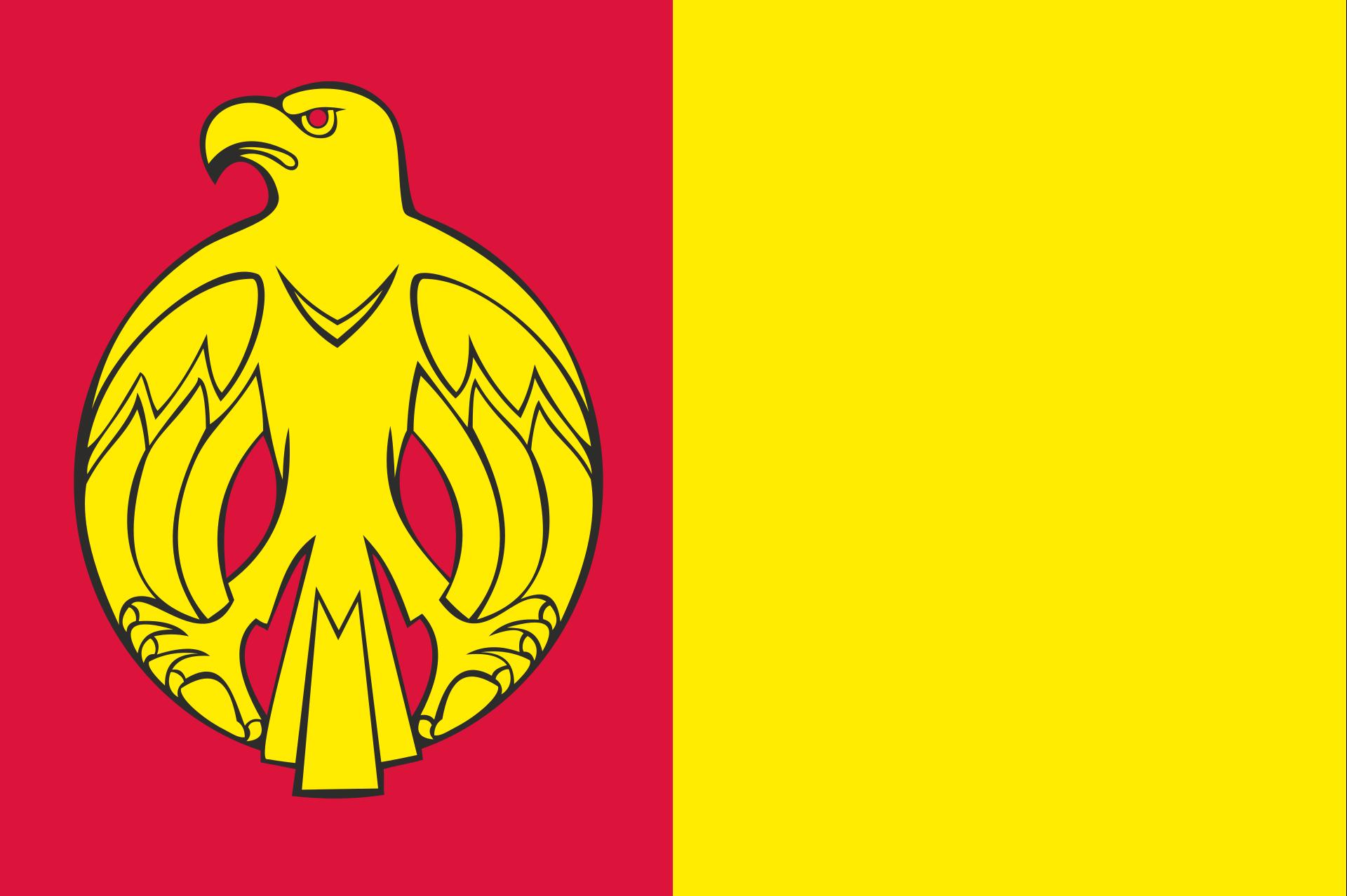 Флаг Кировоградской области