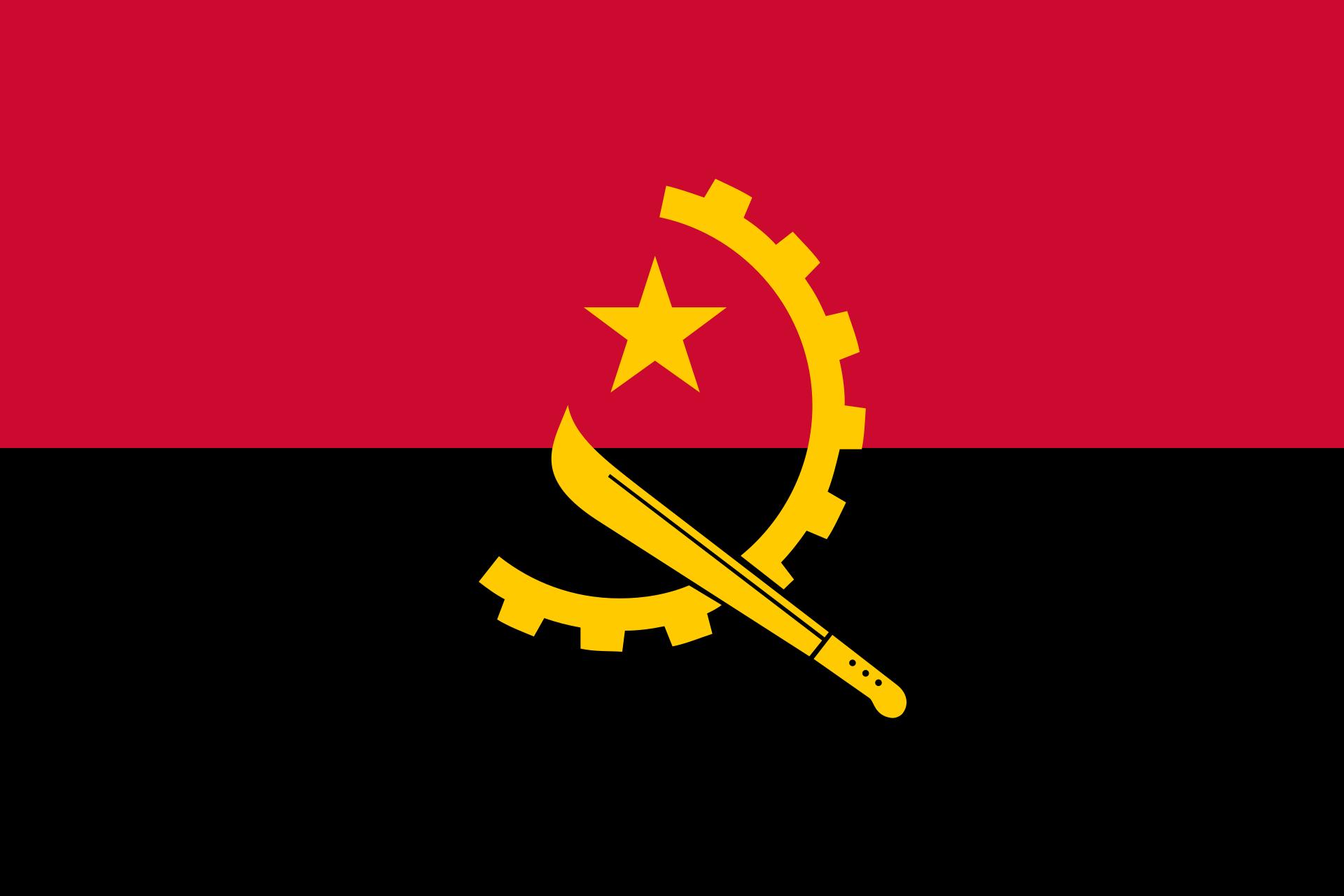 Прапор Анголи