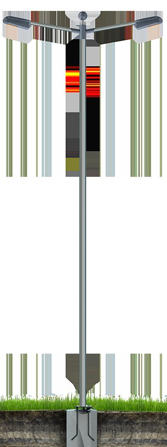 Опора освещения PHOENIX